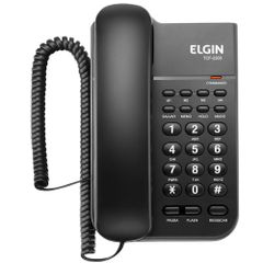 Telefone-Fixo-Elgin-com-Discagem-Rapida
