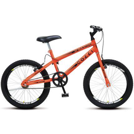 Bicicleta-Colli-Max-Boy-Laranja