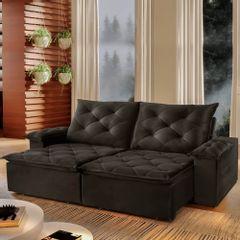 Sofa-Retratil-e-reclinavel-Copenhage-200cm-Marrom-escuro