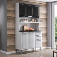 Cozinha-Regina-Itatiaia-I3G2-105-Branco-e-Preto
