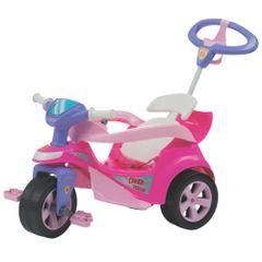 Triciclo-Trike-Biemme-Rosa